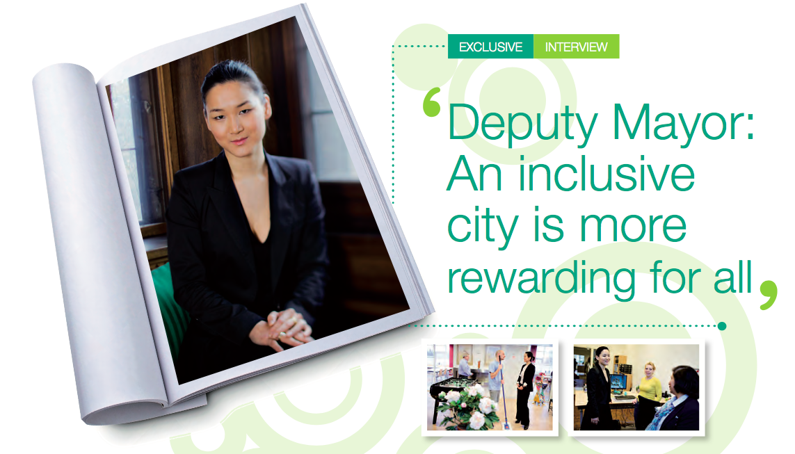 Interview with Deputy Mayor Anna Mee Allerslev