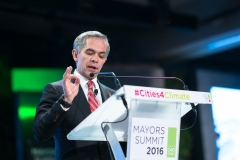 Mayor's Summit i Mexico City